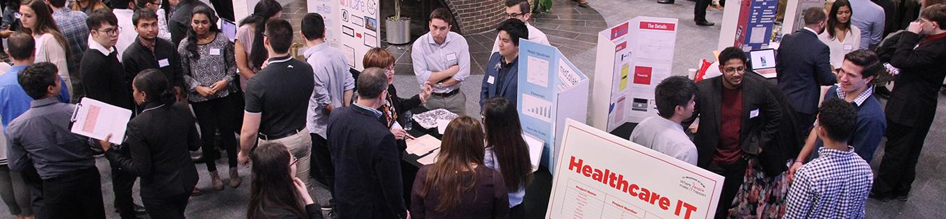 The Prototype and Pitch Competition at ITI Showcase Fall 017