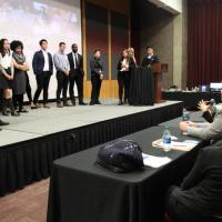 Capstone Class Fall 2016 answer the  Judges questions