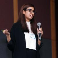 Fall 2016 Capstone team member Niti Patel Discusses the Swap Business Plan
