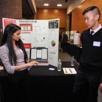Shady Beshai, Krupa Patel, Harrison Chang, and Isaiah Wesley present HandyCab