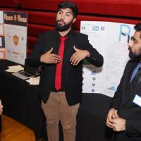 Students present projects to Judges